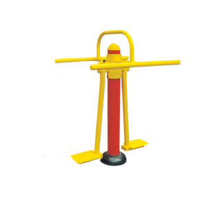 Outdoor Park Two Seat Swing Chair Fitness Equipment for Children pictures & photos