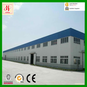 2014 Steel Structure Fabricated Warehouse pictures & photos