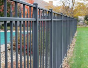 High Performance Powder Coated Decorative Garden Fence for Security pictures & photos
