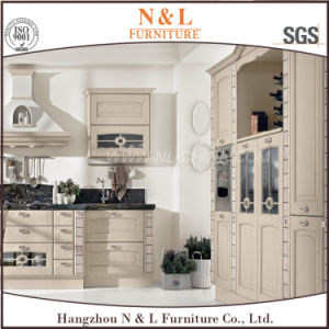 Modular Design Home Furniture Wood Kitchen Cupboard pictures & photos