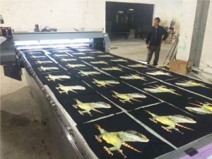 Digital Pigment Printer for Cotton Textile Printing pictures & photos