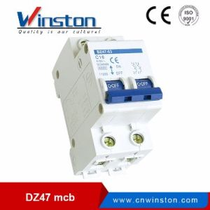 23A Two Phase Circuit Breaker (DZ47) pictures & photos