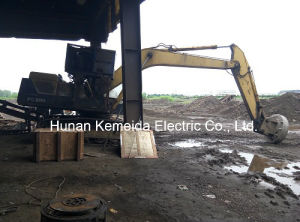 Series MW5 Excavator Electro Magnet for Steel Scraps pictures & photos