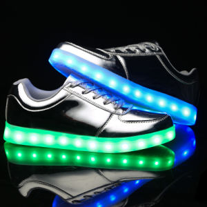 2017new LED Casual Shoes with Factory Price