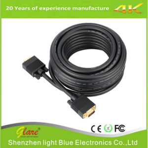 High Speed VGA3+6 Cable with Customized Length pictures & photos