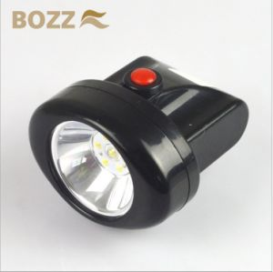 2.0ah Li-ion 1W LED Headlamp Wireless Corless Mining Lamp (BK2800) pictures & photos
