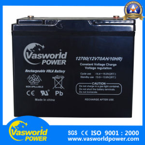 VRLA Battery 12V 70 Ah with Good Price pictures & photos