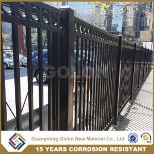 Galvanized Steel Walkway Outdoor Railing pictures & photos