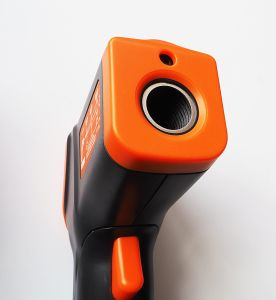 High Quality Handheld Infrared Thermometer (KH530) with Ce and UL Certification pictures & photos