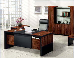 Fashion New Design Wooden Executive Table Melamine Office Furniture (HX-AD813) pictures & photos