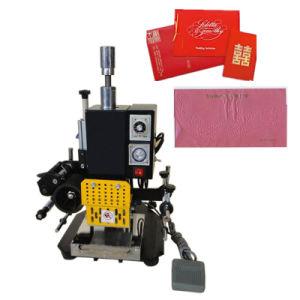 Tam-90 Mini Pneumatic Hot Stamping Machine pictures & photos