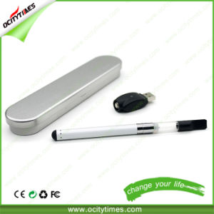 China Market Lowest Price Cbd Crystal Custom Logo Vaporizer Slim Vaporizer Pen pictures & photos