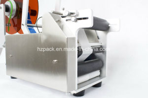 Semi-Auto Labeler Labeling Machine with Coder/Coding Machine From China pictures & photos