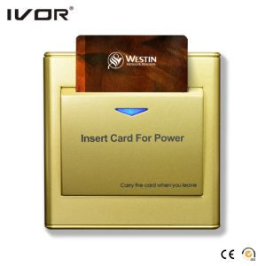 Energy Saver Key Card Power Switch for Magnetic Card Plastic Frame (SK-ES2300MN) pictures & photos