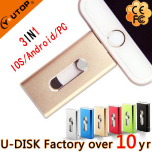 OTG USB Flash Drive for Phone USB2.0 / USB3.0 Promotional Gift pictures & photos