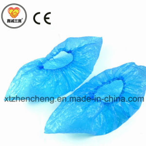 PE CPE Disposable Shoe Covers pictures & photos