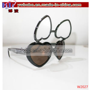 Birthday Gift Heart Glasses Valentines Weddings Parties Gift (W2027) pictures & photos
