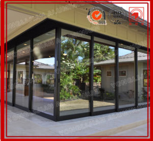Aluminium Sliding Door for Homes and Offices pictures & photos