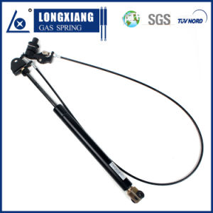 Lockable Mechanical Controlled Gas Strut Lift for Medical Bed pictures & photos