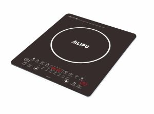 Super Slim Kitchen Appliance Slide Touch Induction Cooker (SM-A37S) pictures & photos