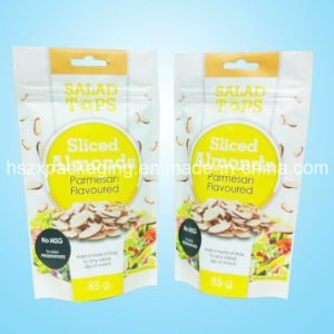 Stand up Packaging Snack Bag with Euro Hole pictures & photos