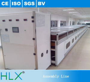 LED Lamp Aging Line with Engineer Overseas Services pictures & photos