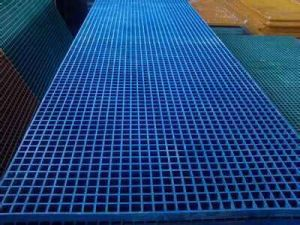 Car Wash/High Strength /FRP Gratings/ FRP/GRP Walkway/Fiberglass Grating pictures & photos