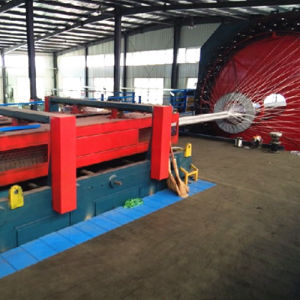 Single-Decker Steel Wire Braiding Machine for Metal Hose pictures & photos