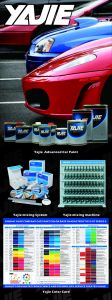 Yajie Brand Wholesale 2k Acrylic System Solid Car Paint pictures & photos