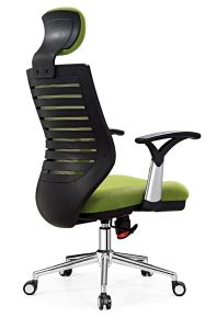 Modern High Back Chair Set Mesh Training Chair pictures & photos