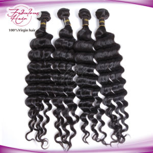 Factory Gurantee 100% Human Hair Unprocessed Virgin Brazilian Hair pictures & photos