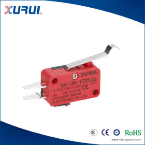 Wholesale Xv-154-1c25 Micro Switch pictures & photos