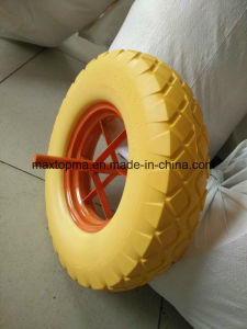 Maxtop Tools PU Foam Wheel pictures & photos
