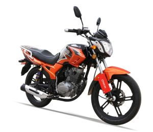 125/150cc Street Disc Brake Alloy Wheel Motorcycle (SL125-P3) pictures & photos