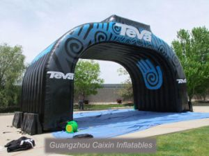 New Advertising Product Big Inflatable Tunnel Arch Tent pictures & photos