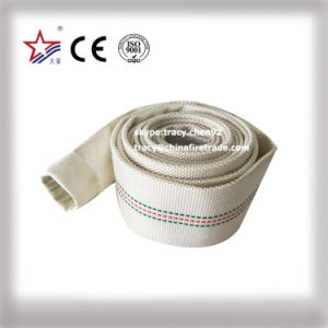 Flexible Copy Rubber Water Hose, PVC Canvas Fire Hose pictures & photos