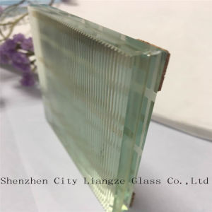10mm Safety Glass/Laminated Glass/Craft Glass/Art Glass/Tempered Glass for Building pictures & photos
