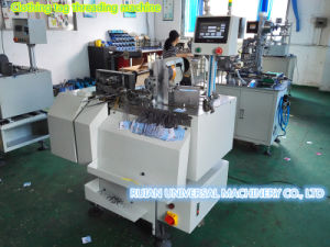 High Speed Hang Tag Stringing Machine pictures & photos