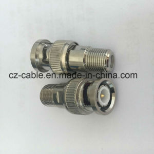Digital Signal Connector, BNC Male to F Female pictures & photos