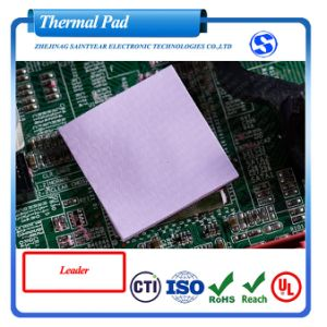 2.0 W Heat Transfer Materials Thermal Silicone Pad pictures & photos