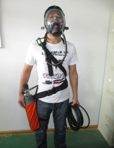 Toxic Gas Working Air Breathing Apparatus Emergency Escape Eebd pictures & photos