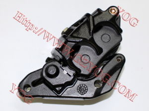 Motorcycle Parts Motorcycle Front Brake Caliper Assembly YAMAHA Fz16 pictures & photos