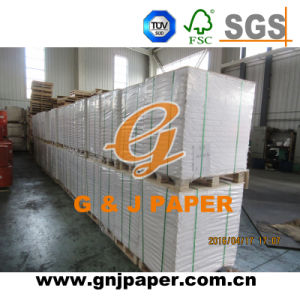635*940mm Size Double Sides Coated C2s Paper for Magazine Production pictures & photos