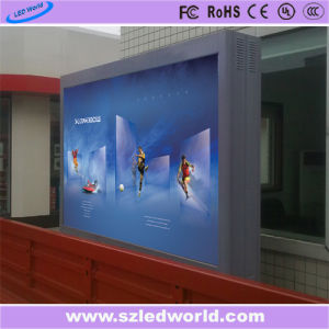 P10 Outdoor SMD3535 Full Color LED Digital Electronic Billboard pictures & photos
