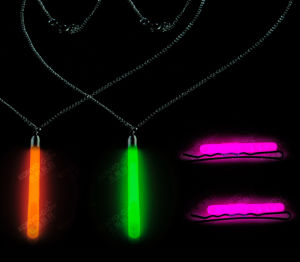 Glow Necklace Pendant Twinkling Glow Necklace Pendant (XLD660) pictures & photos