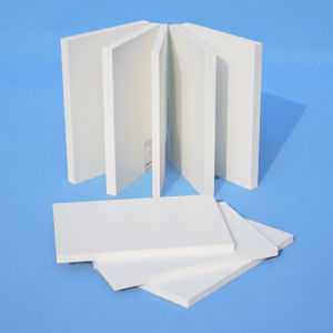 White and High Density PVC Foam Board for Building Material Wall Panel pictures & photos