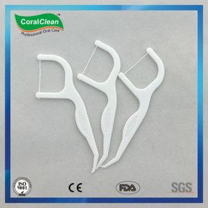 Disposable Interdental Dental Floss Toothpick Dental Floss Pick Flosser pictures & photos