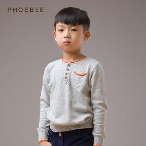 100% Cotton Children′s Clothes for Boys pictures & photos