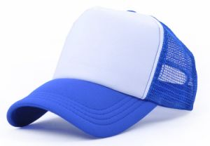 Customized Plain Blank Trucker Mesh Cap pictures & photos