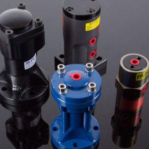 European Common Used Industrial Findeva Pneumatic Vibrators Road Roller Vibrator Gt60 pictures & photos
